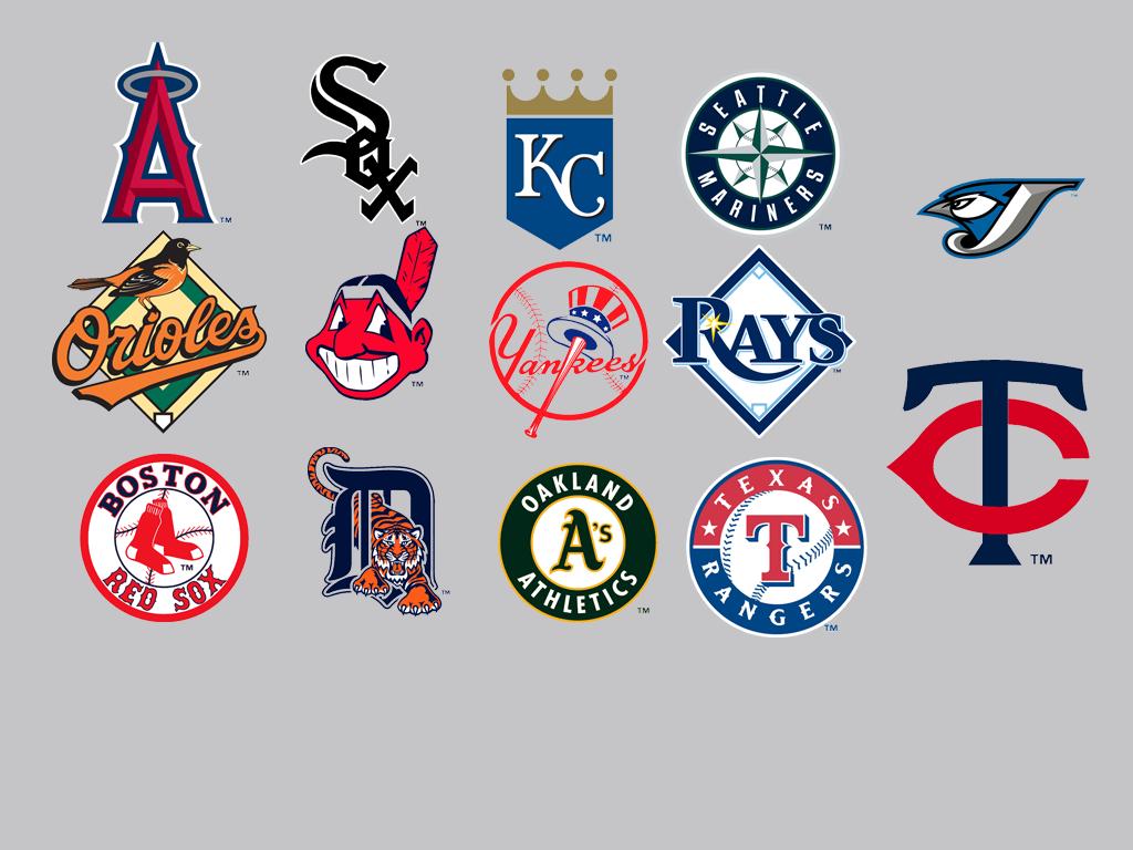 American Baseball Teams PNG