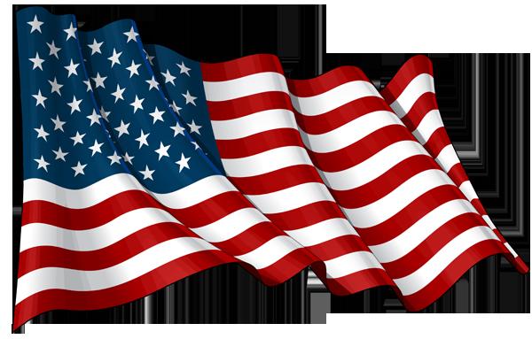 American Flag PNG Transparent