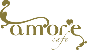 Amore Cafe Logo Vector - Amore Cafe, Transparent background PNG HD thumbnail