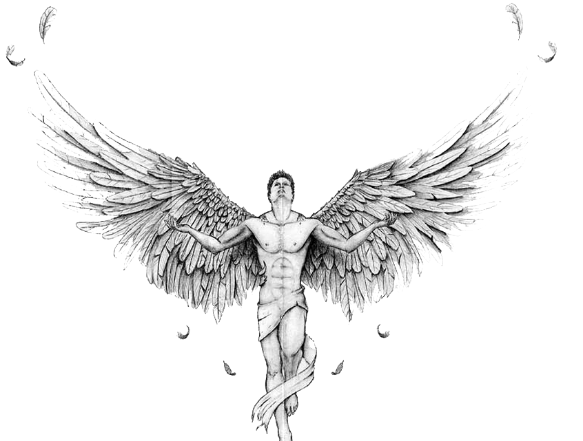 Angel Tattoos PNG