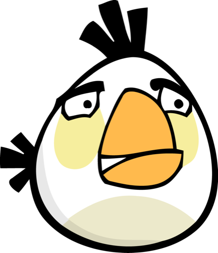 . Hdpng.com Angry Birds, White Bird Icon. Download Png Hdpng.com  - Angry Birds, Transparent background PNG HD thumbnail