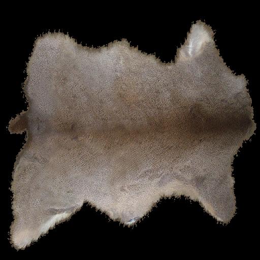 Decorative Fur Wall Hanging 2.png - Animal Fur, Transparent background PNG HD thumbnail