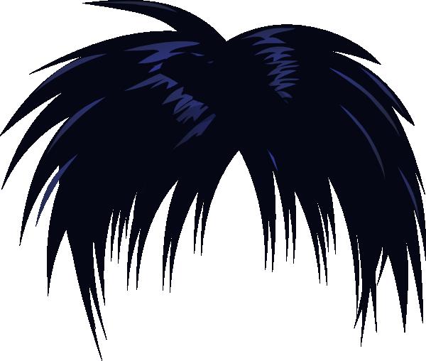 Anime Hair PNG