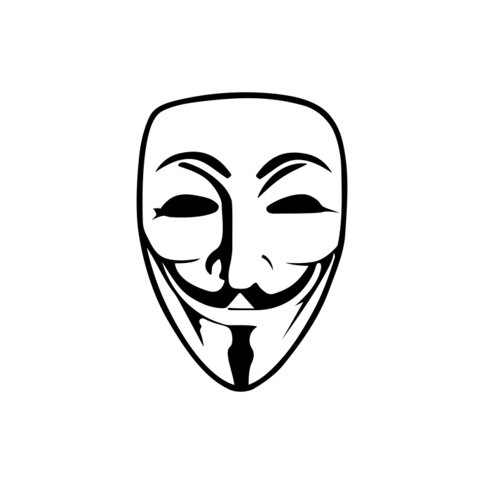Anonymous Vector PNG