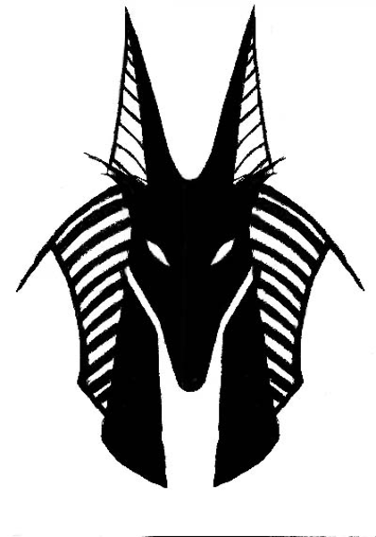 Anubis   Egyptian God Of The Dead - Anubis, Transparent background PNG HD thumbnail