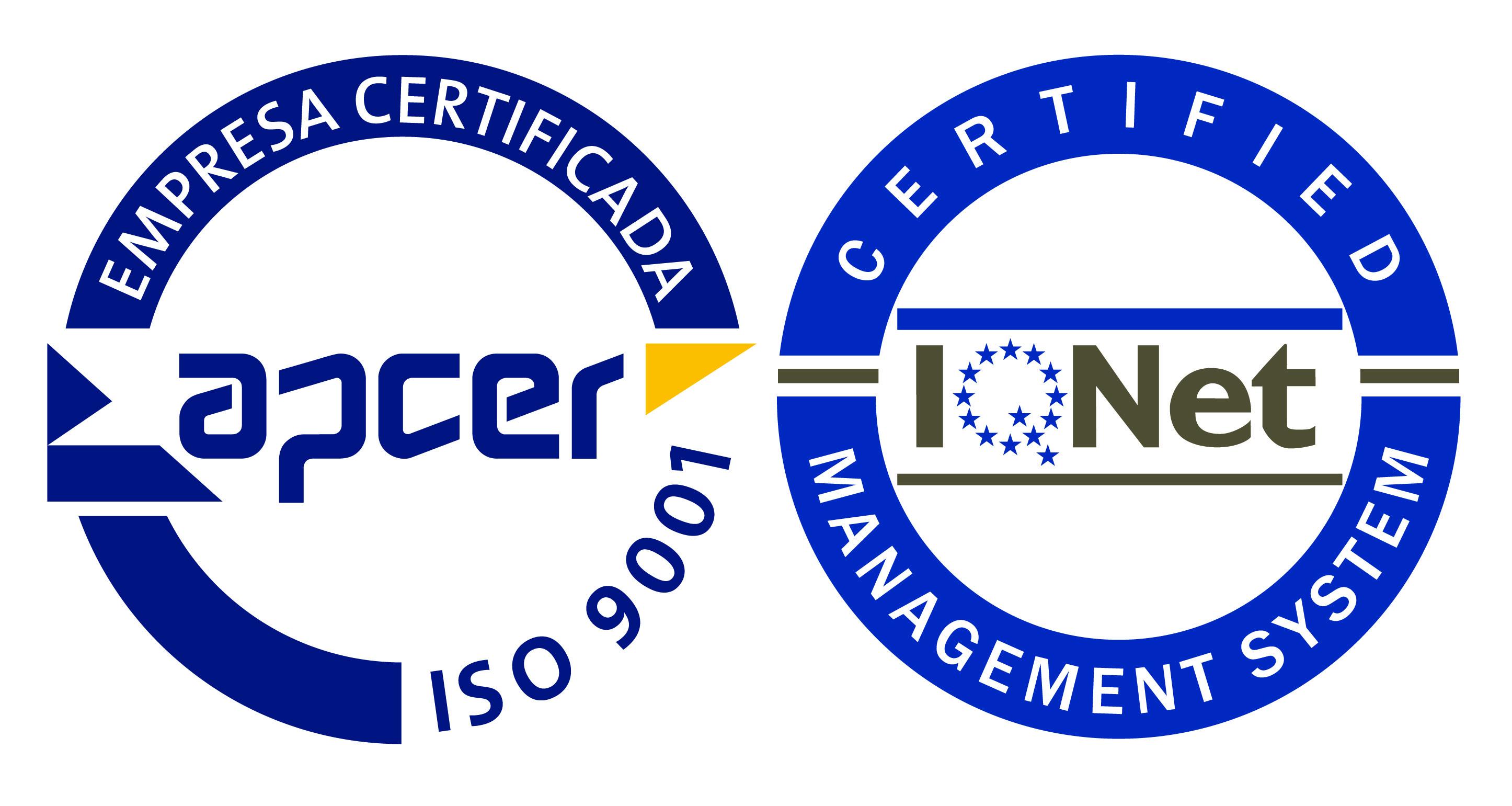 Certificação Np En Iso 9001:2008 - Apcer, Transparent background PNG HD thumbnail