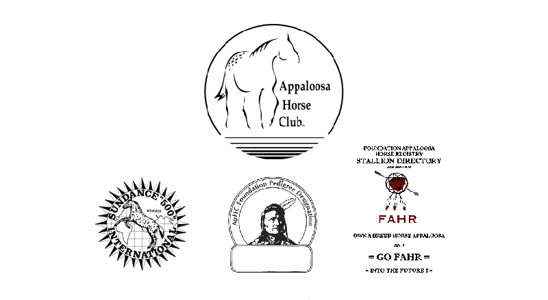 Appaloosa Horse Club Logo Png - Logos. All Our Horses Are Register With The Appaloosa Horse Club, Usa , Have A Passeport And Microchip And Registrables By Fpd, Fahr., Transparent background PNG HD thumbnail