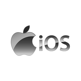 Ios Apple Logo Vector Download - Apple Ios, Transparent background PNG HD thumbnail