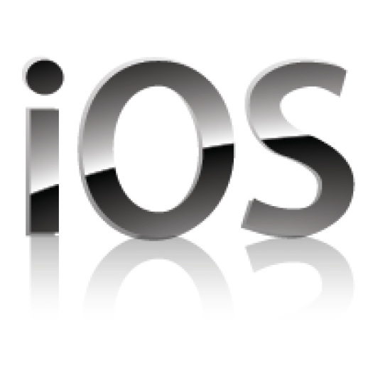 Ios Logo Image #4088 - Apple Ios, Transparent background PNG HD thumbnail
