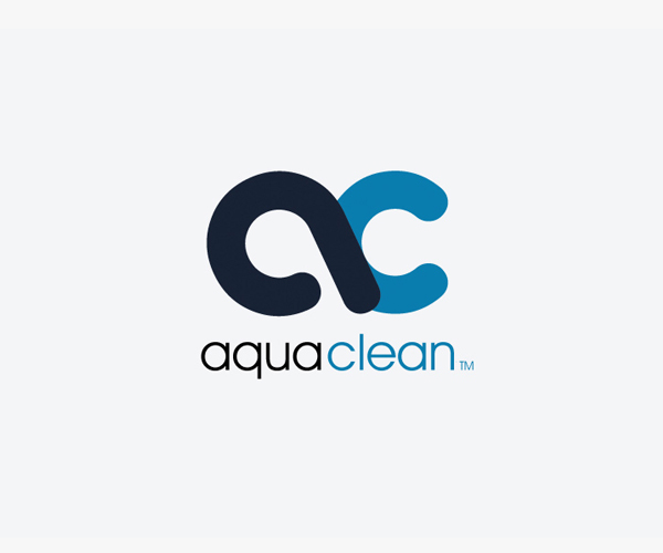 Ac Letter Logo   Aqua Clean Logo Design - Aqua Cleaning Vector, Transparent background PNG HD thumbnail