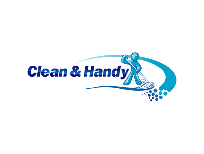 Clean And Handy - Aqua Cleaning Vector, Transparent background PNG HD thumbnail