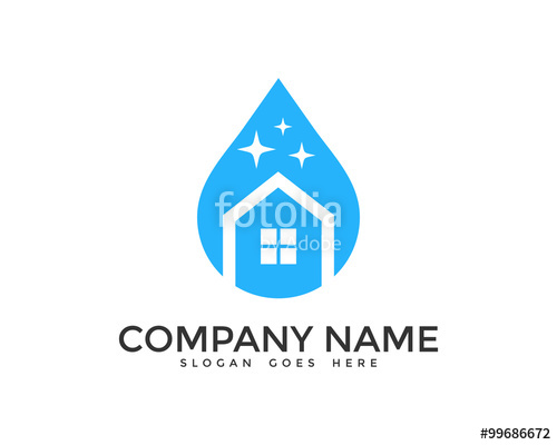 Free Cleaning Logo Images - Aqua Cleaning Vector, Transparent background PNG HD thumbnail