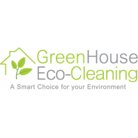 Greenhouse Eco Cleaning Logo Vector - Aqua Cleaning Vector, Transparent background PNG HD thumbnail