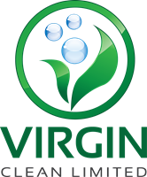 Virgin Cleaning Limited Logo Vector - Aqua Cleaning Vector, Transparent background PNG HD thumbnail