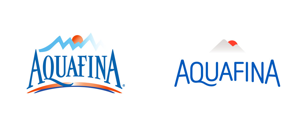 New Logo And Packaging For Aquafina Done In House - Aquafina, Transparent background PNG HD thumbnail