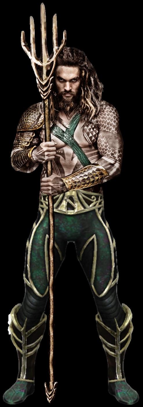 Aquaman PNG