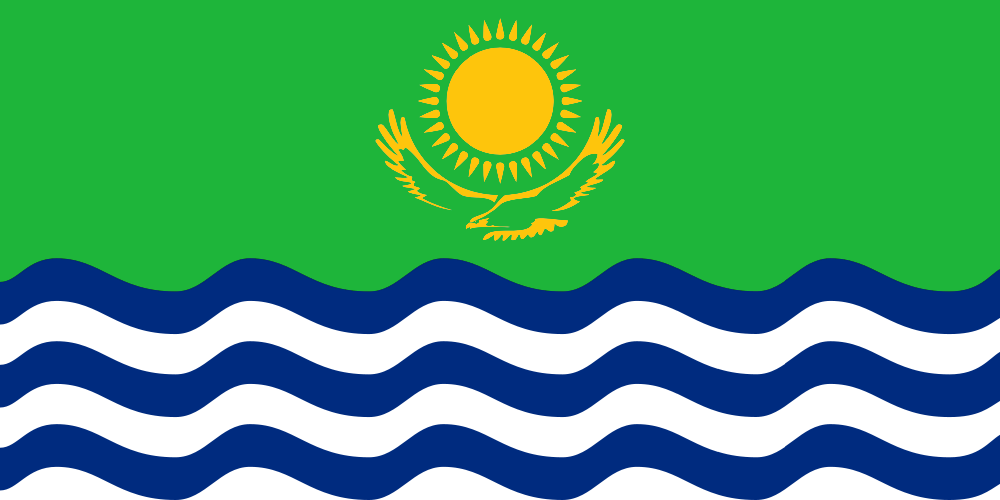 File:flag Of The Aral Sea (Proposal).png - Aral, Transparent background PNG HD thumbnail