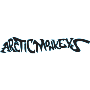 Free Vector Logo Arctic Monkeys - Arctic Monkeys Vector, Transparent background PNG HD thumbnail
