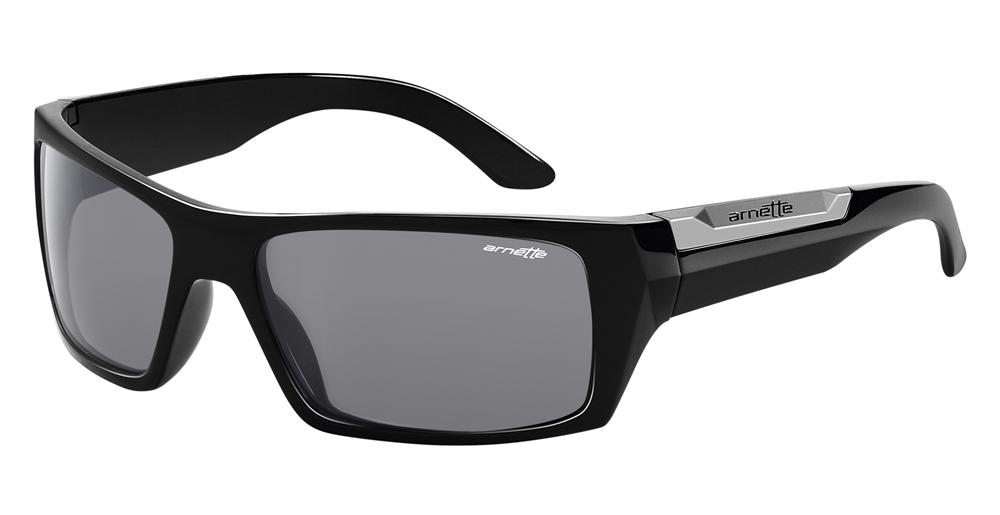 Arnette Roboto Sunglasses - Arnette Black, Transparent background PNG HD thumbnail