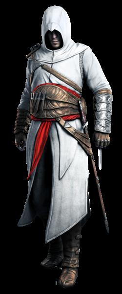 1 Altaïr Ibn Lau0027Ahad - Assassins Creed, Transparent background PNG HD thumbnail