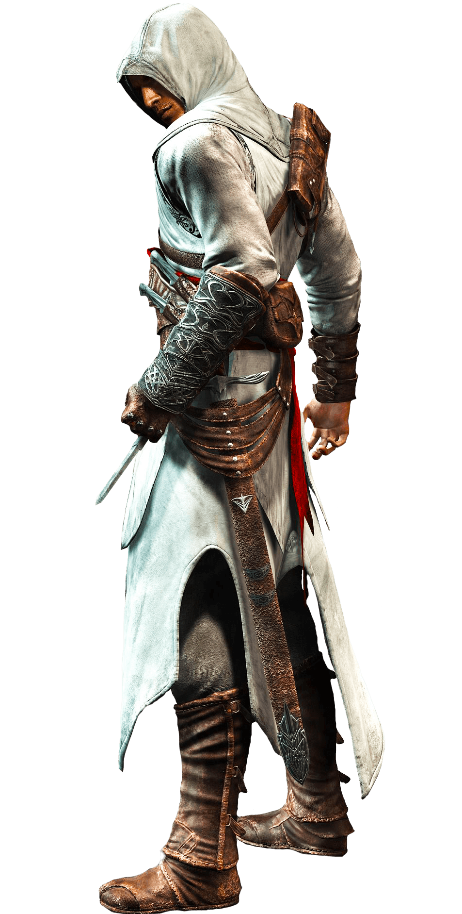 Assassins Creed Sideview - Assassins Creed, Transparent background PNG HD thumbnail