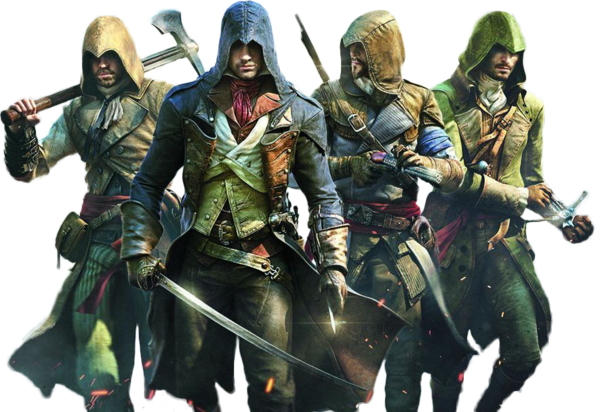 Assassins Creed Unity Png Hd - Assassins Creed, Transparent background PNG HD thumbnail