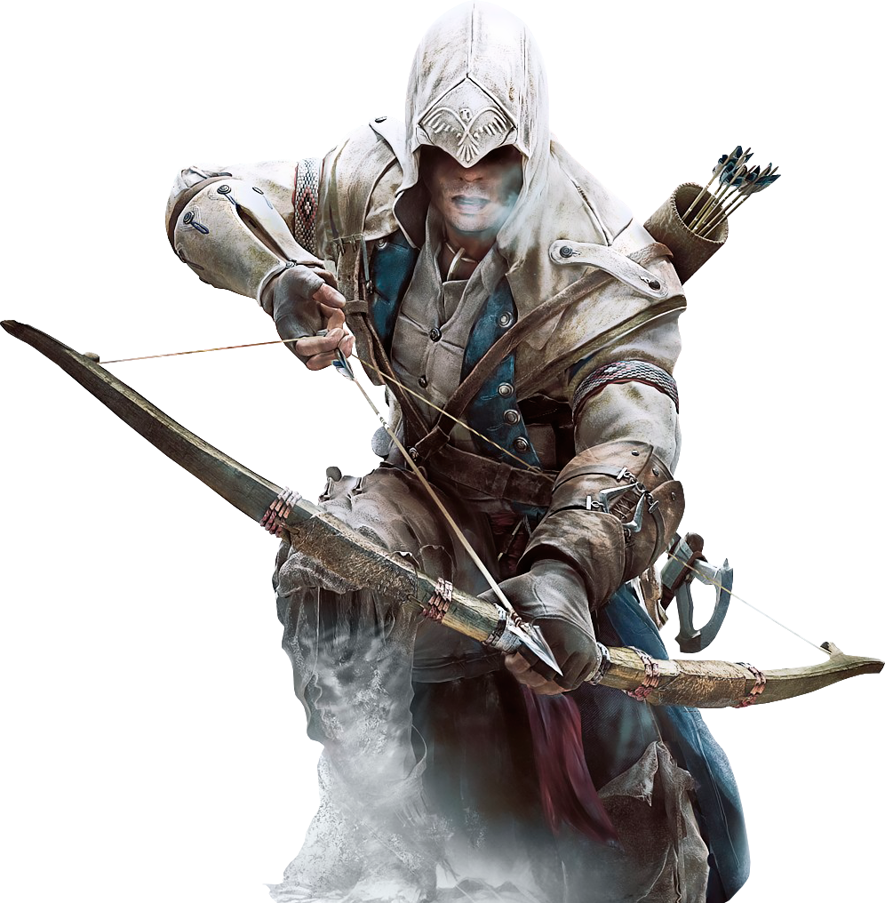 Assassinu0027S Creed Iii   Connor Kenway By Ivances On Deviantart   Assassins Creed Hd Png - Assassins Creed, Transparent background PNG HD thumbnail