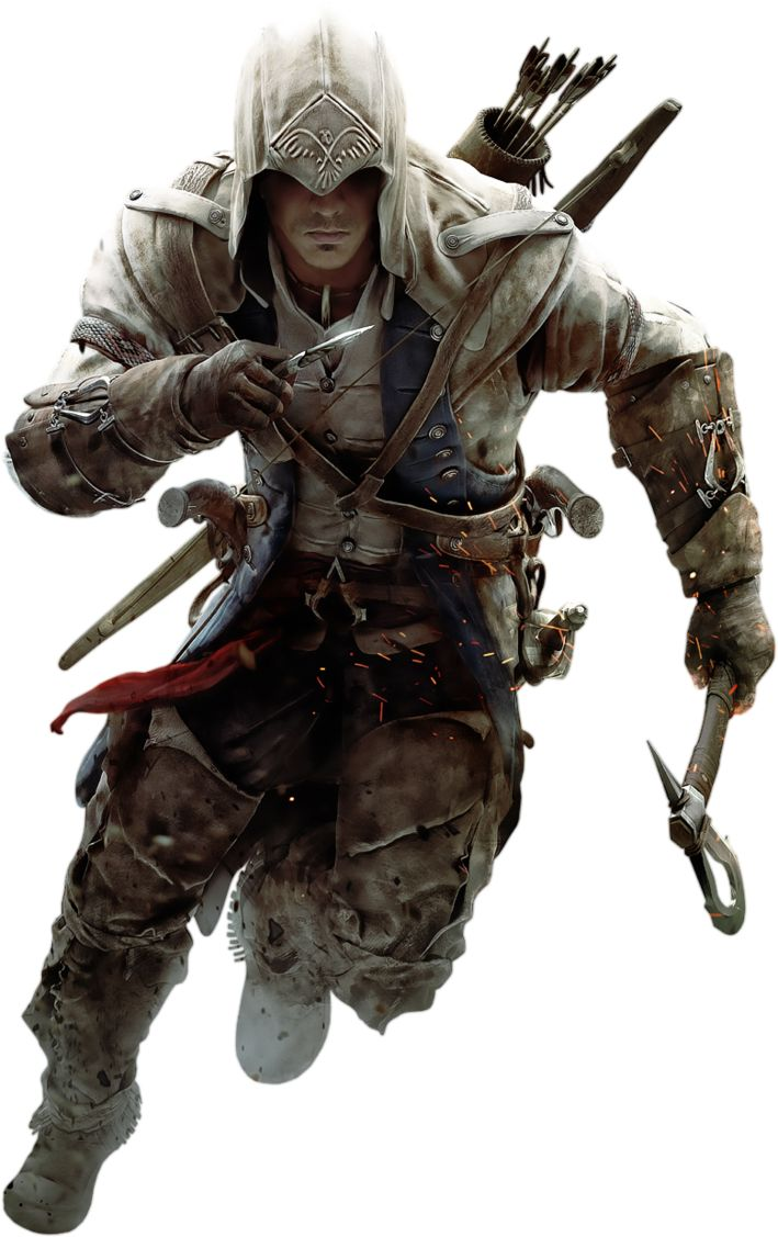 Connor Kenway   Google Search - Assassins Creed, Transparent background PNG HD thumbnail