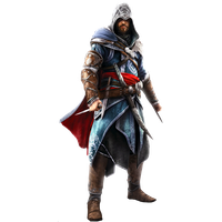 Ezio Auditore Image Png Image - Assassins Creed, Transparent background PNG HD thumbnail