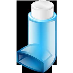 Asthma Inhaler PNG