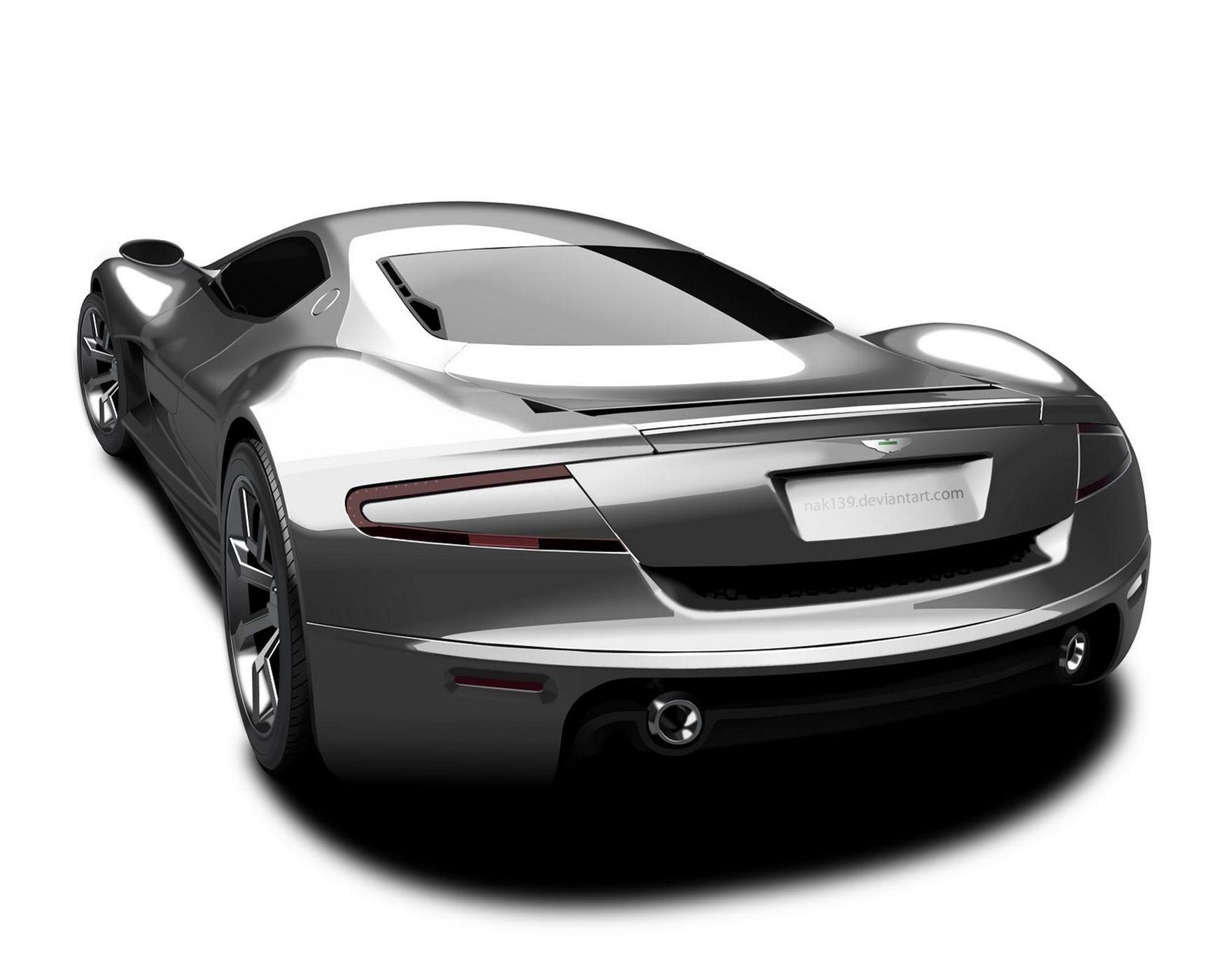 Aston Martin Vector By Nak139 Aston Martin Vector By Nak139 - Aston Martin Auto Vector, Transparent background PNG HD thumbnail