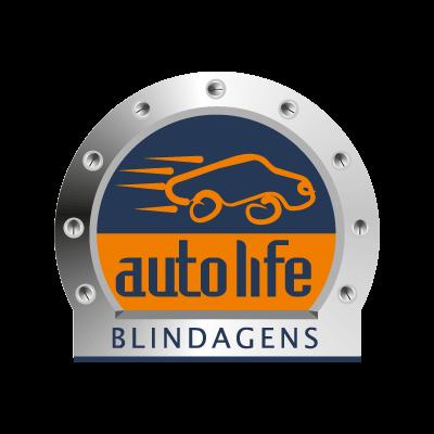 Auto Life Blindagens Vector Logo . - Auto Life Blindagens Vector, Transparent background PNG HD thumbnail