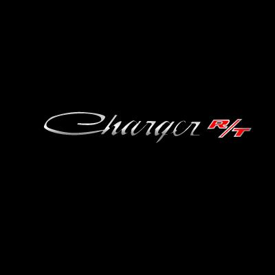 Dodge Charger Rt Logo Vector . - Autobridal, Transparent background PNG HD thumbnail