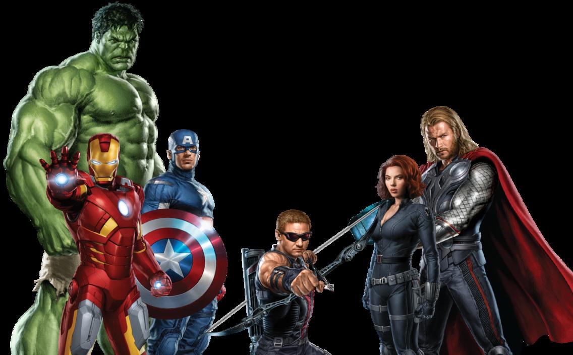 Avengers HD PNG