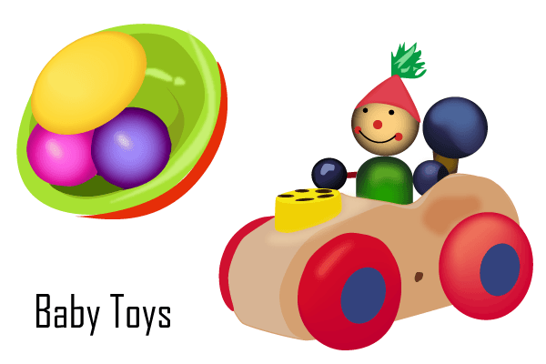 Baby Toys Png Borders Hdpng.com 600 - Baby Toys Borders, Transparent background PNG HD thumbnail