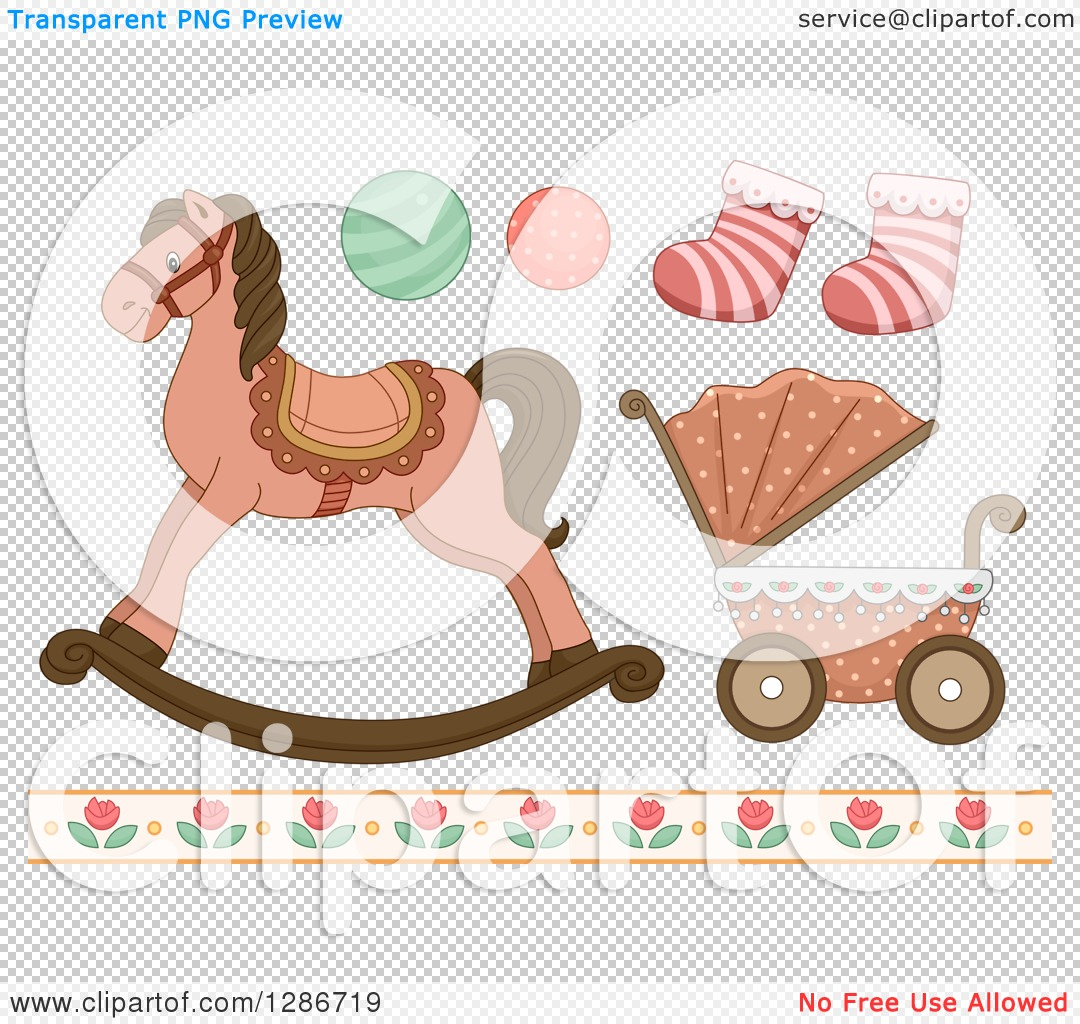 Png File Has A Hdpng.com  - Baby Toys Borders, Transparent background PNG HD thumbnail