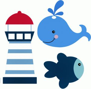Baby Whale Whale Clip Art 4 - Baby Whale, Transparent background PNG HD thumbnail