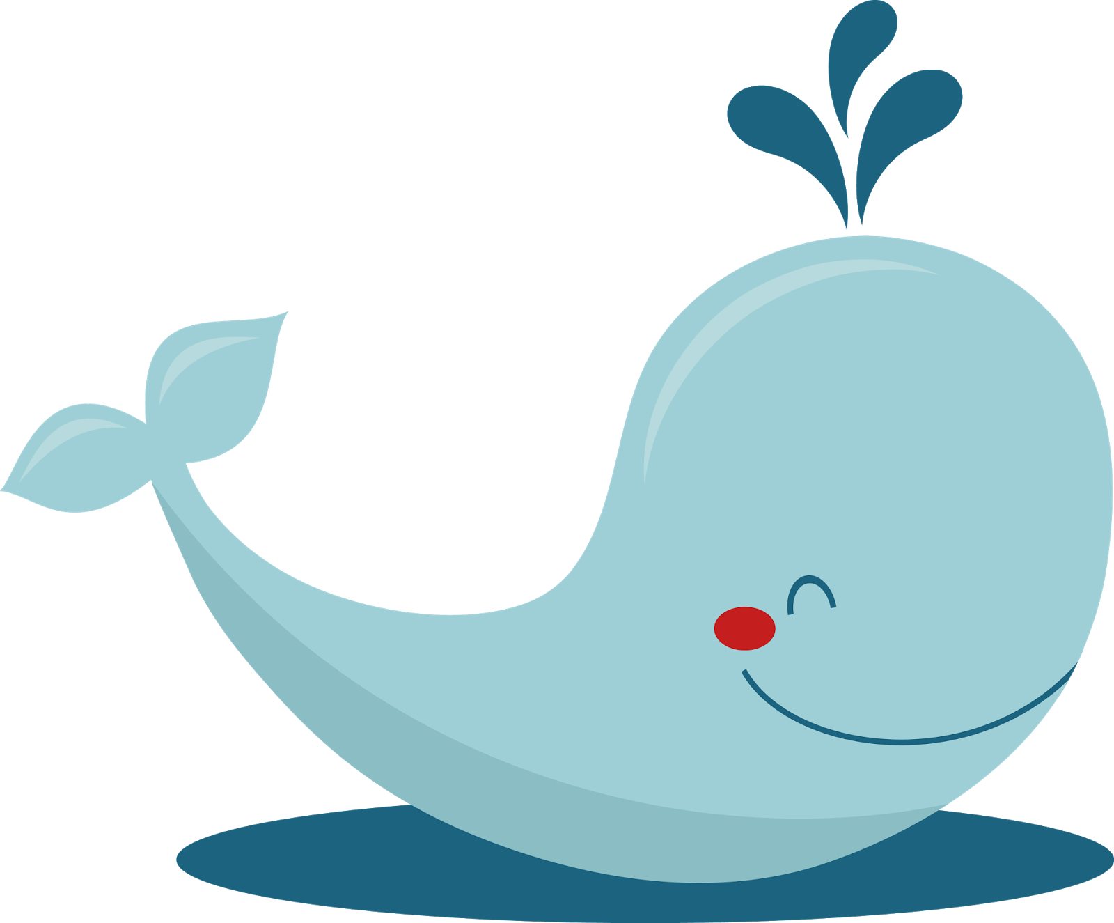 Cute Whale Png Photo - Baby Whale, Transparent background PNG HD thumbnail