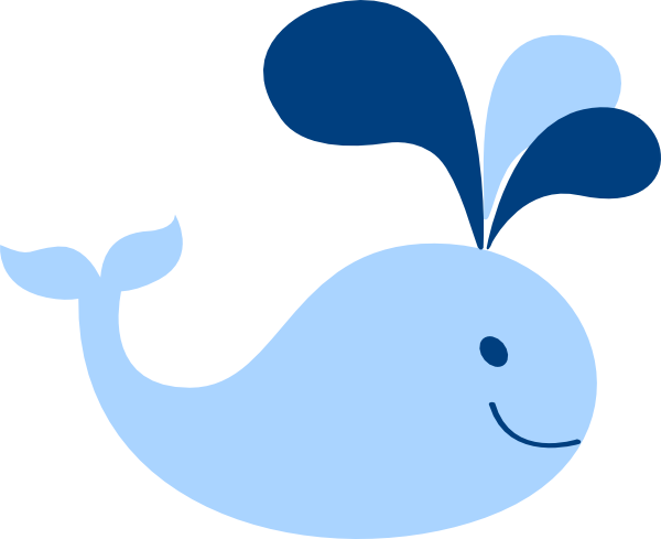 Download This Image As: - Baby Whale, Transparent background PNG HD thumbnail
