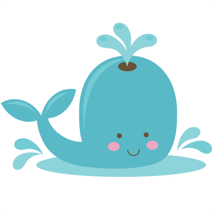 Explore Cute Whales, Svg File, And More! - Baby Whale, Transparent background PNG HD thumbnail
