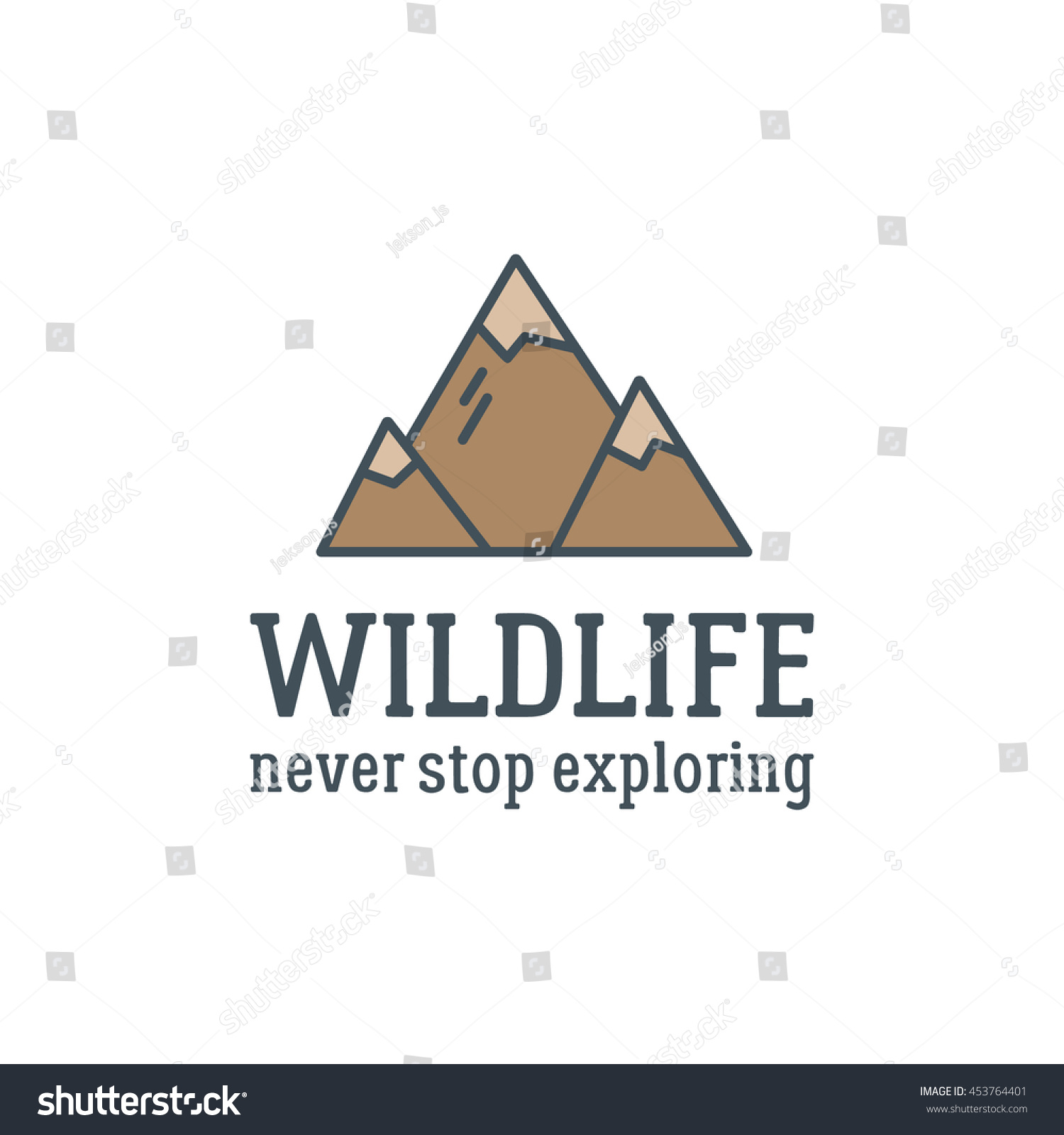 Camping Logo Design With Typography And Travel Elements   Mountain. Vector Text   Wildlife, - Backpacker Vector, Transparent background PNG HD thumbnail
