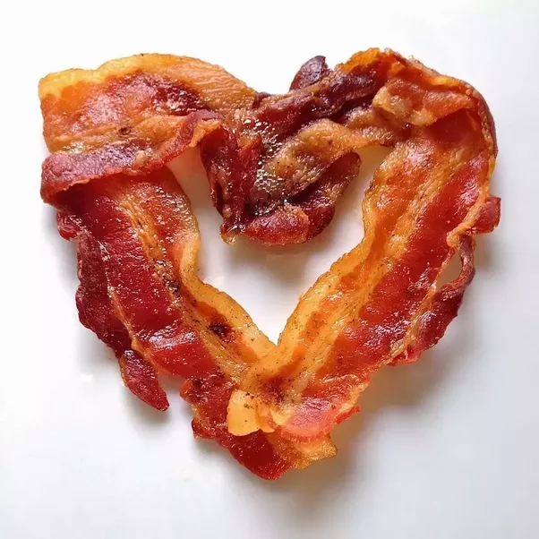 But If By U201Csafeu201D You Mean U201Ci Wonu0027T Die Early Because Of Heart Diseasesu201D Then Probably One Slice Per Day. - Bacon Strips, Transparent background PNG HD thumbnail