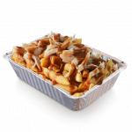 Chicken Loaded Chips - Bacon Strips, Transparent background PNG HD thumbnail