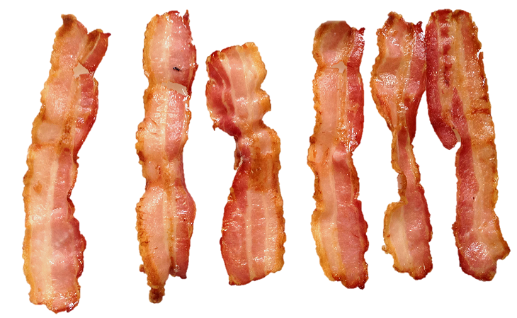 Cooking Bacon In A Spiral Convection Oven Provides Compelling Advantages Over Linear Microwave Ovens, Creating Products That Look And Taste Like They Were Hdpng.com  - Bacon Strips, Transparent background PNG HD thumbnail