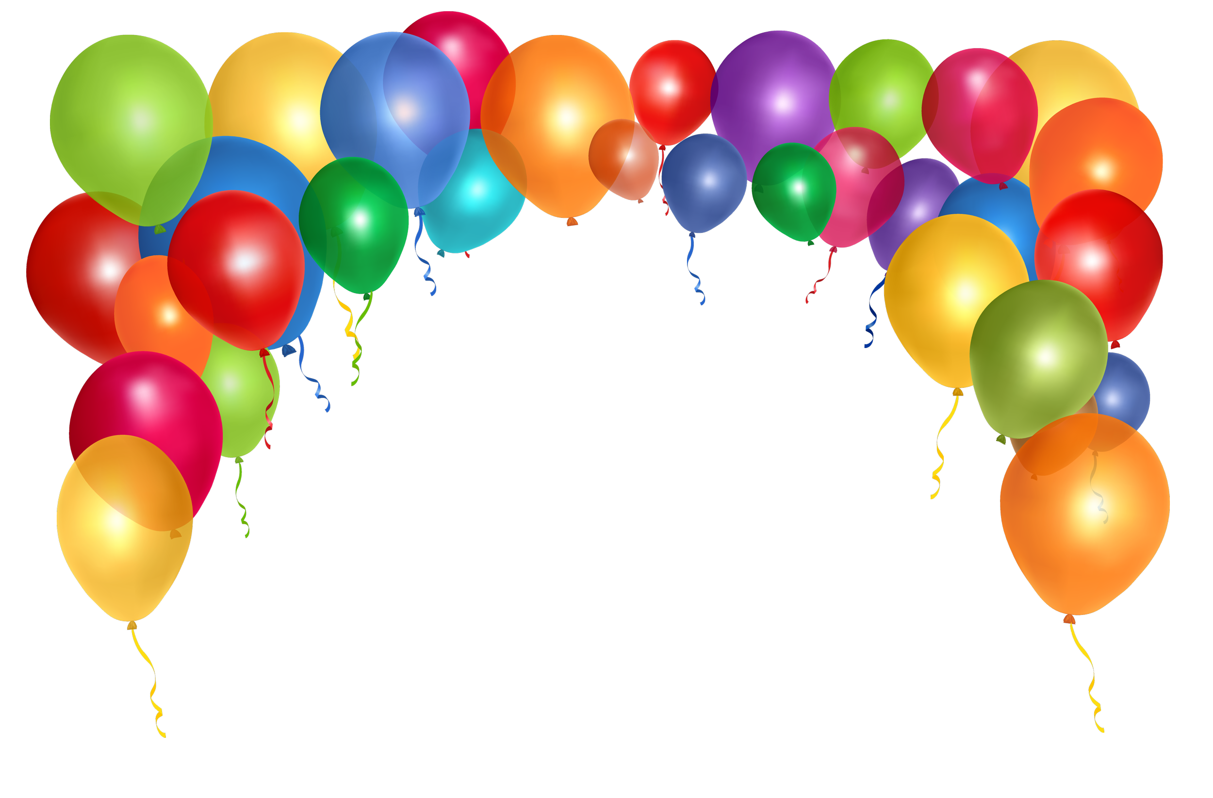 Balloons Png Free Download - Balloon, Transparent background PNG HD thumbnail