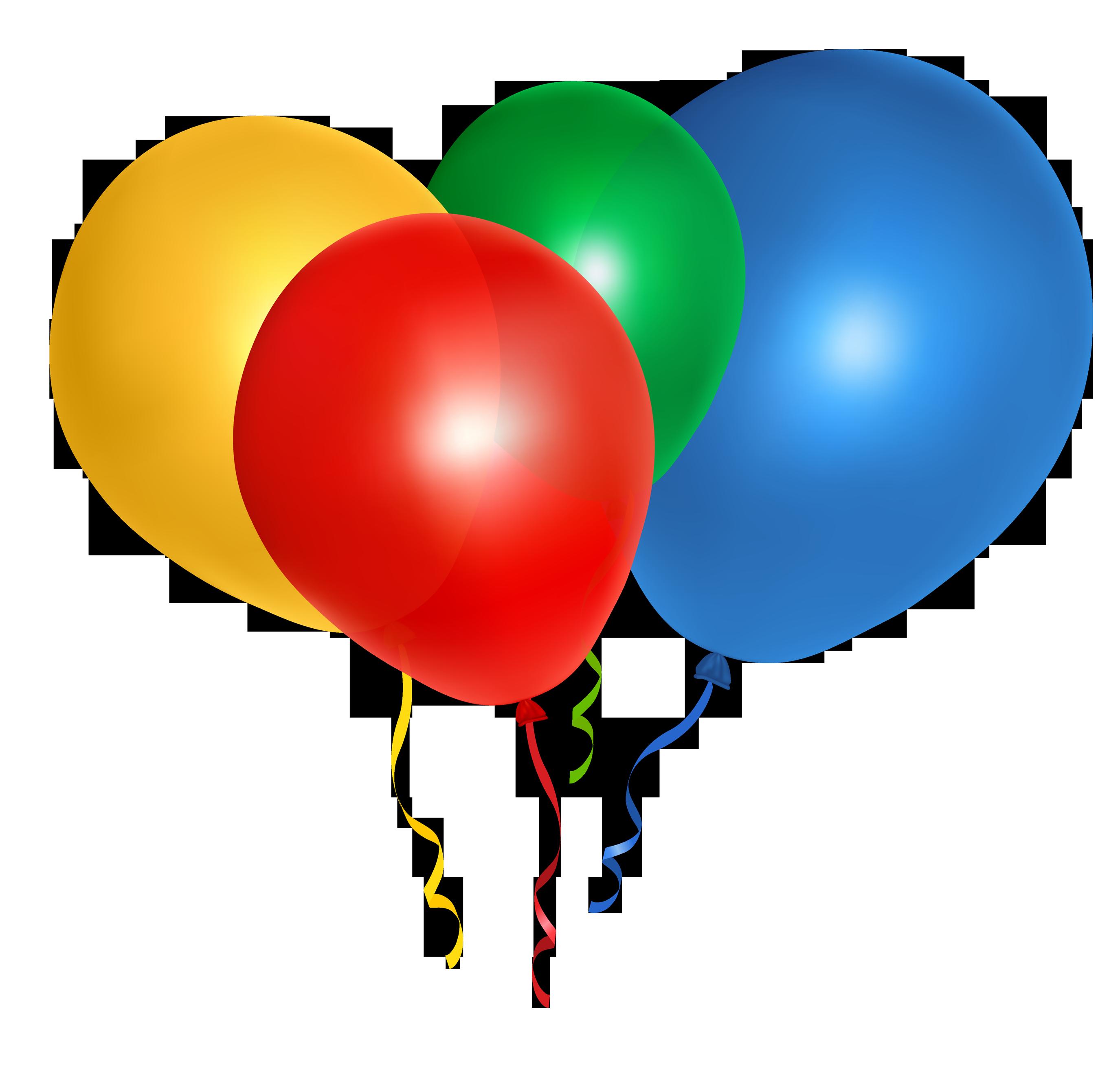 Balloons PNG HD