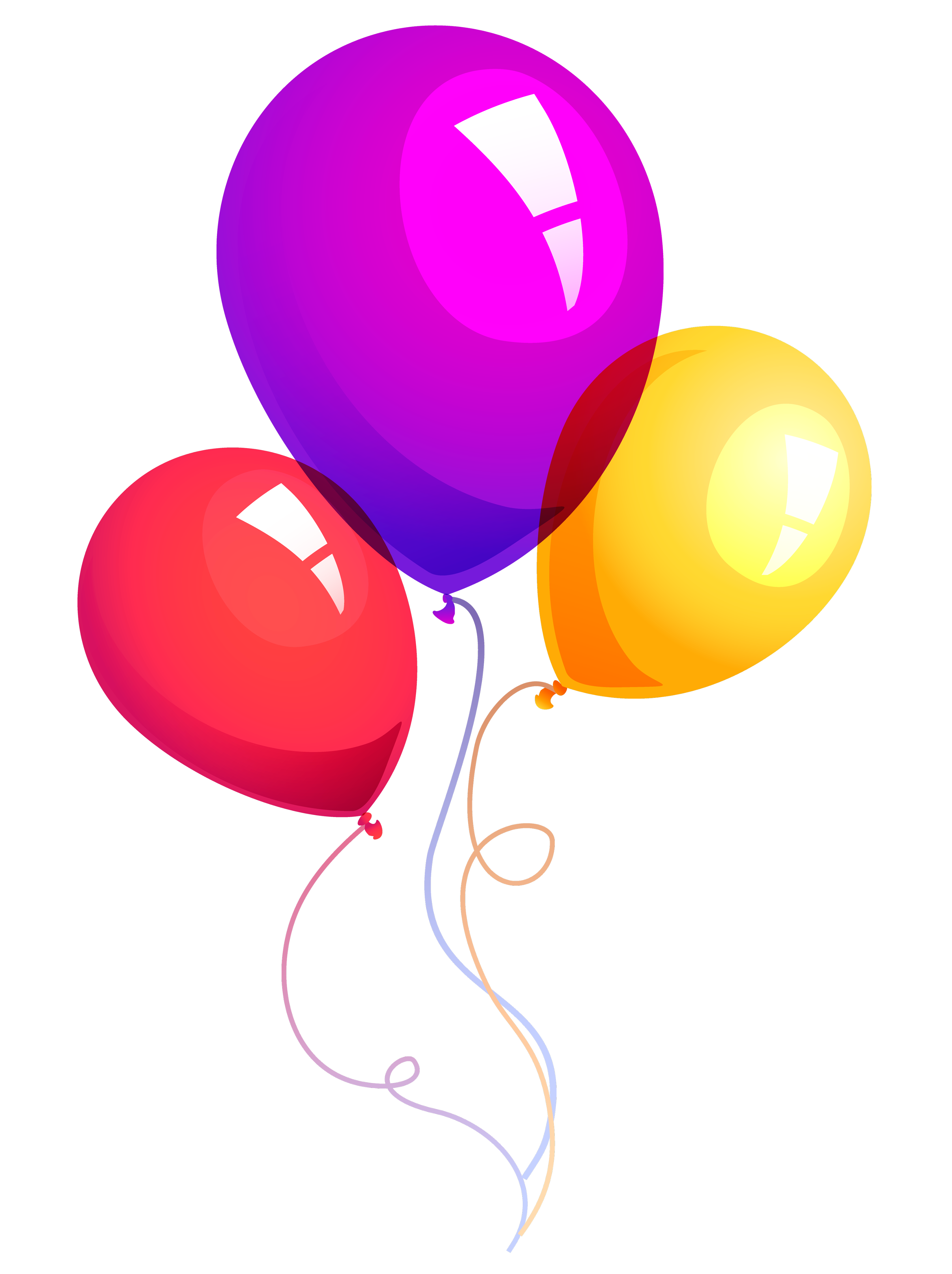 Balloons Png Pic - Balloon, Transparent background PNG HD thumbnail