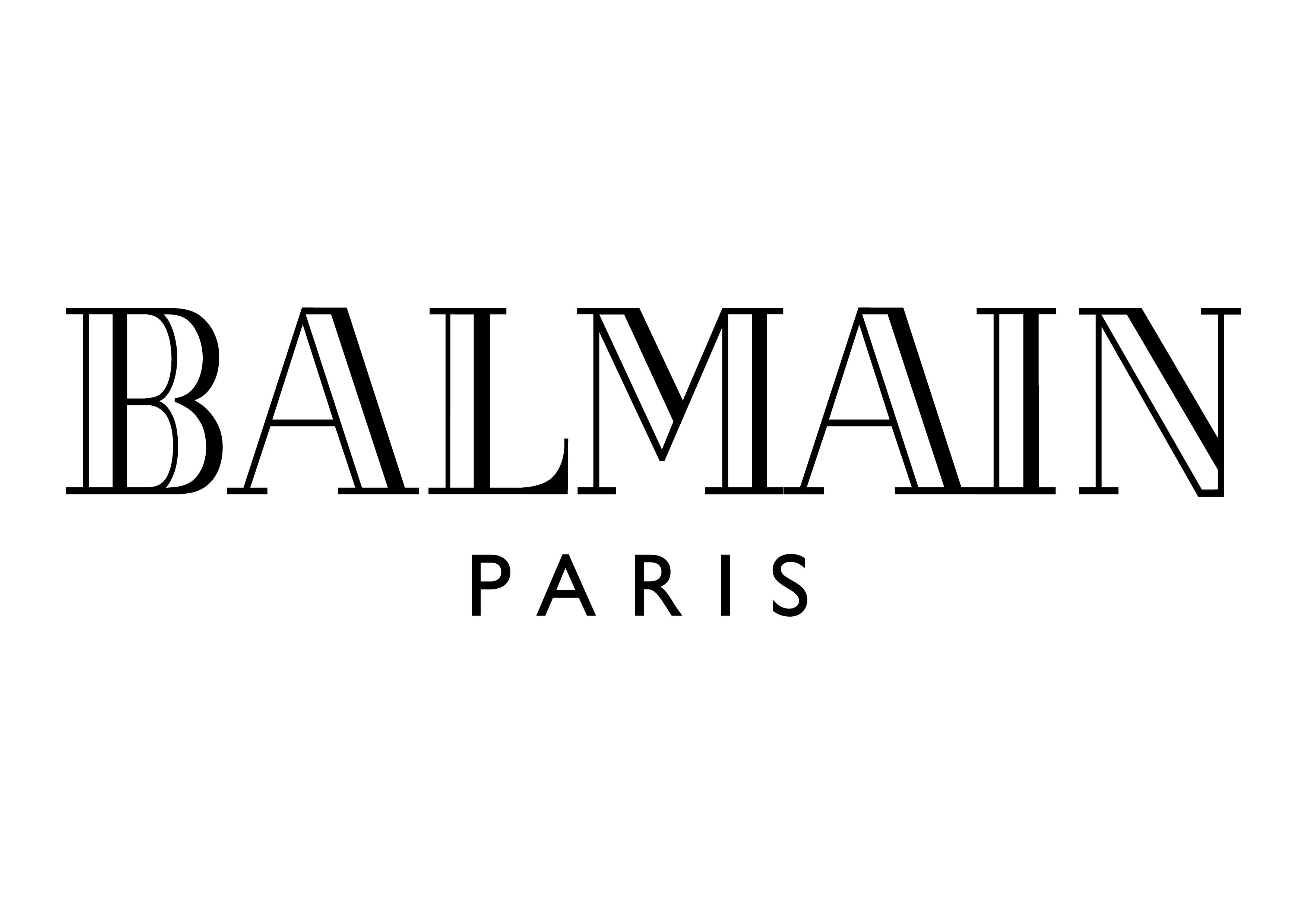 Balmain Logo Png Hdpng.com 3508 - Balmain, Transparent background PNG HD thumbnail