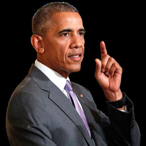 Barack Obama Png Image - Barack Obama, Transparent background PNG HD thumbnail