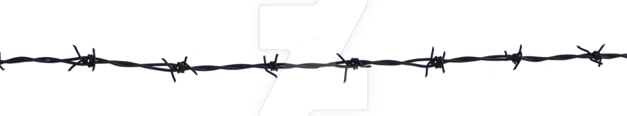 Psychiclexa 108 7 Barbed Wire 2 Transparent By Limited Vision Stock - Barbed Wire, Transparent background PNG HD thumbnail